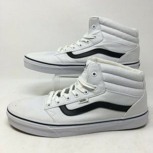 Vans Off The Wall Mens Casual Skateboard Shoe Mid